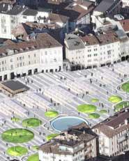 Concorso di idee per la riqualificazione di piazza dei Martiri a Belluno