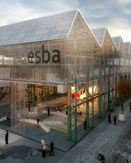 Reconfiguration du site des Halles Alstom et construction de l'ESBANM