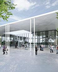 SSC Student Service Center at the Heinrich Heine University Düsseldorf