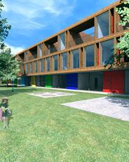 Nuova Scuola dell'infanzia a Molino Nuovo