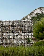 Landscape restoration of the Vall d'en Joan landfill site Garraf