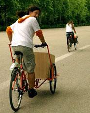 Ciclos Locos. Taller de construcción de bicis
