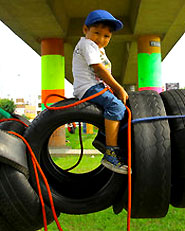 RUS Lima: autoparque de diversiones público
