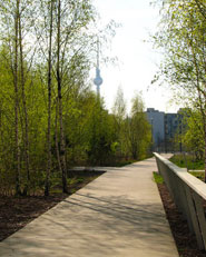 Park am Nordbahnhof