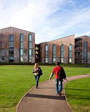 Student Village, Royal Veterinary College, Hatfield, Hertfordshire