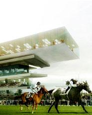 Restructuration du nouvel hippodrome de Longchamp