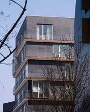 58 housing units Boulogne-Billancourt
