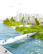 Landscape Design Baakenhafen