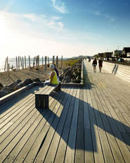 Esbjerg Beach Promenade &amp; Sailing Club 