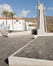 Plaza España in Adeje