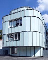Zero Energy School Olympe-de-Gouges, Arcueil