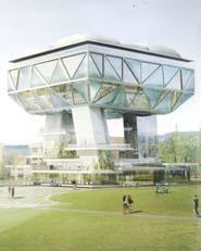 EPFL Pavillons