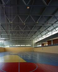 Sports Center in Vilanova del Vallès