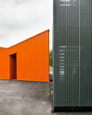 Renovation and Extension of ArcelorMittal's R&D Center in Aviles [ insideOUT ]