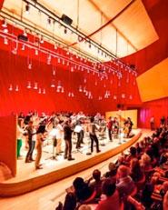 Auditorium del parco, L'Aquila