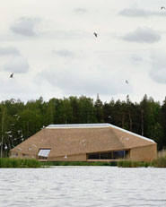 Tåkern visitor centre