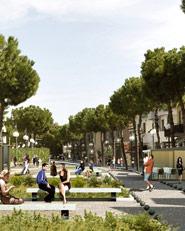 Riqualificazione del centro urbano di Villa Verucchio (2a fase)