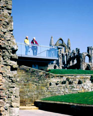 Whitby Abbey Visitor Centre