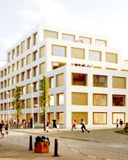 Neubau Primarschule und Sporthalle Erlenmatt