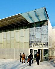 Bibliothèque Universitaire des Sciences et Techniques de Versailles