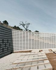Nuevo cementerio de Añorbe