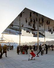 Marseille Vieux Port Pavilion