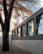 Extension and conversion Museum Berggruen