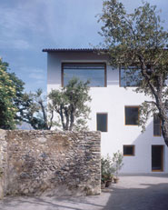 Courtyard House in Pregassona