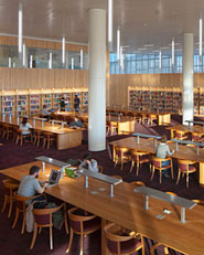  James B. Hunt Jr. Library