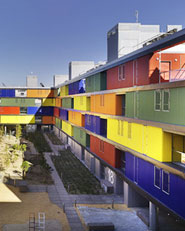 Housing in Carabanchel