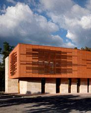 Nuova Biblioteca Comunale di Greve in Chianti
