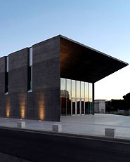 New Theatre in Montalto di Castro