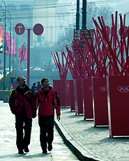 TORINO XX OLYMPIC WINTER GAMES