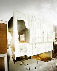 Musée des beaux-arts de Montréal – Pavillon 5