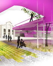Riqualificazione dell'area Palestra Campostrino e del Parco ex Ospedale Morgagni