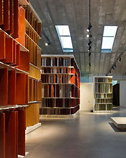 Sala mostra Cooperativa Ceramica d'Imola, FASE II