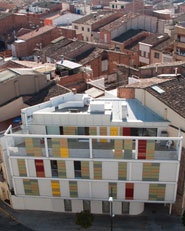 Bioclimatique Homes in Les Borges Blanques, Spain