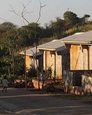 Asentamiento de Las Flores. El Cuco
