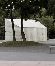 Kiosk Im Park Am Gleisdreieck