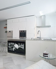 Duplex apartment refurbishment. Sevilla