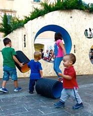 """Riqualificazione urbana """"Piazza San Giovanni Decollato"""""""