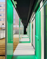 44-units social housing in Pardinyes, Lleida