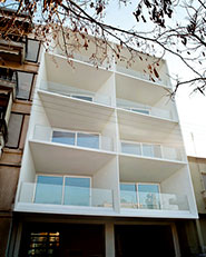 EF37 / 8 apartments in Alexandroupolis
