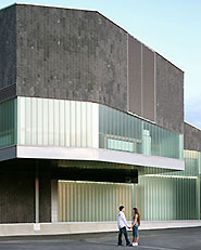 Cultural hall Victor Jara