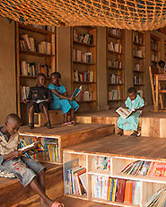 The Library of Muyinga