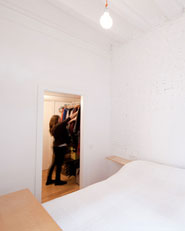 Apartment renovation in Raval. Barcelona