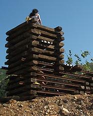 Installazione - Sardegna per Landworks 2012