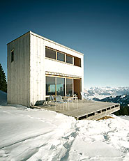 Holiday house on the Rigi