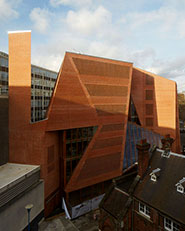 Saw Swee Hock Student Centre, London School of Economics