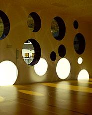 Scuola Rodari Bolzano - Palestra e Mensa